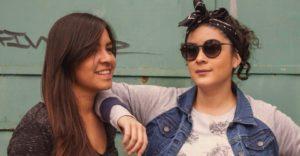Silvia y Karmen